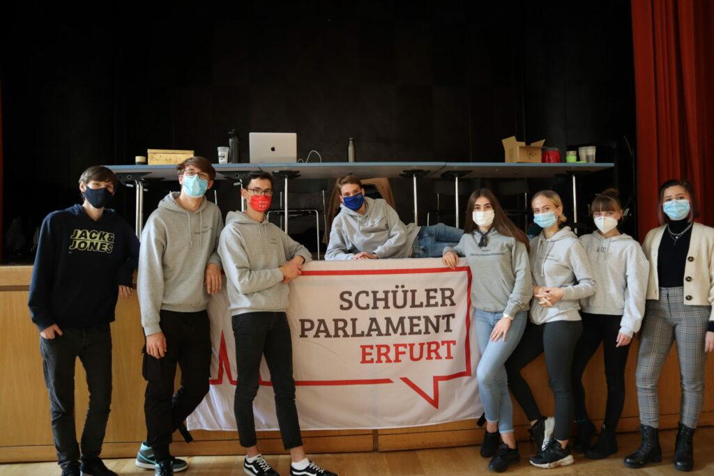 Schülerparlament Erfurt